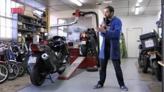 Comparatif Yamaha TMax 530 contre Yamaha TMax 500 : Premier choc maxiscooter 2012 !