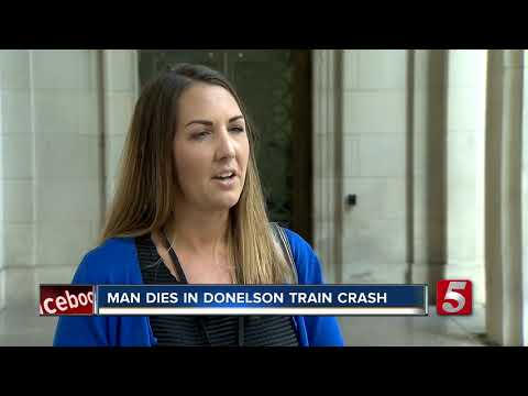 Pedestrian Hit, Killed By Music City Star Train