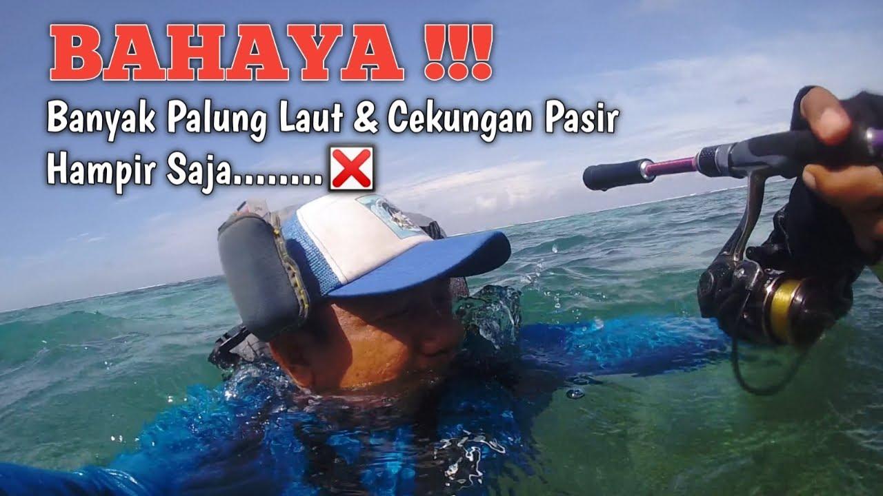 Hati Hati ! Mancing di Spot Yang Banyak Palung Laut dan ...