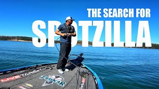 The Search for SPOTZILLA on Lake Lanier