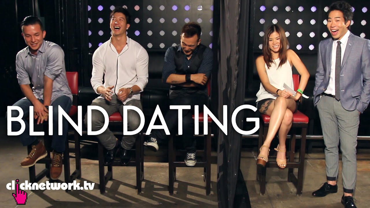 Blind date marriage tv show