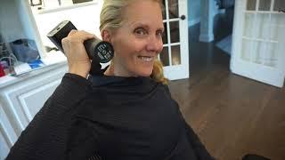 Surprising My Mom With an Achedaway Massage Gun!!!