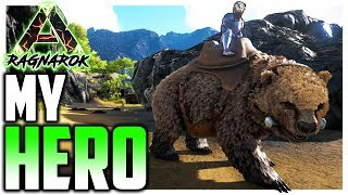 Ark Survival Evolved | MY HERO | Ragnarok EP.5