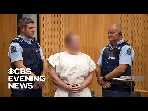 Suspect in New Zealand mosque shooting pleads not guilty