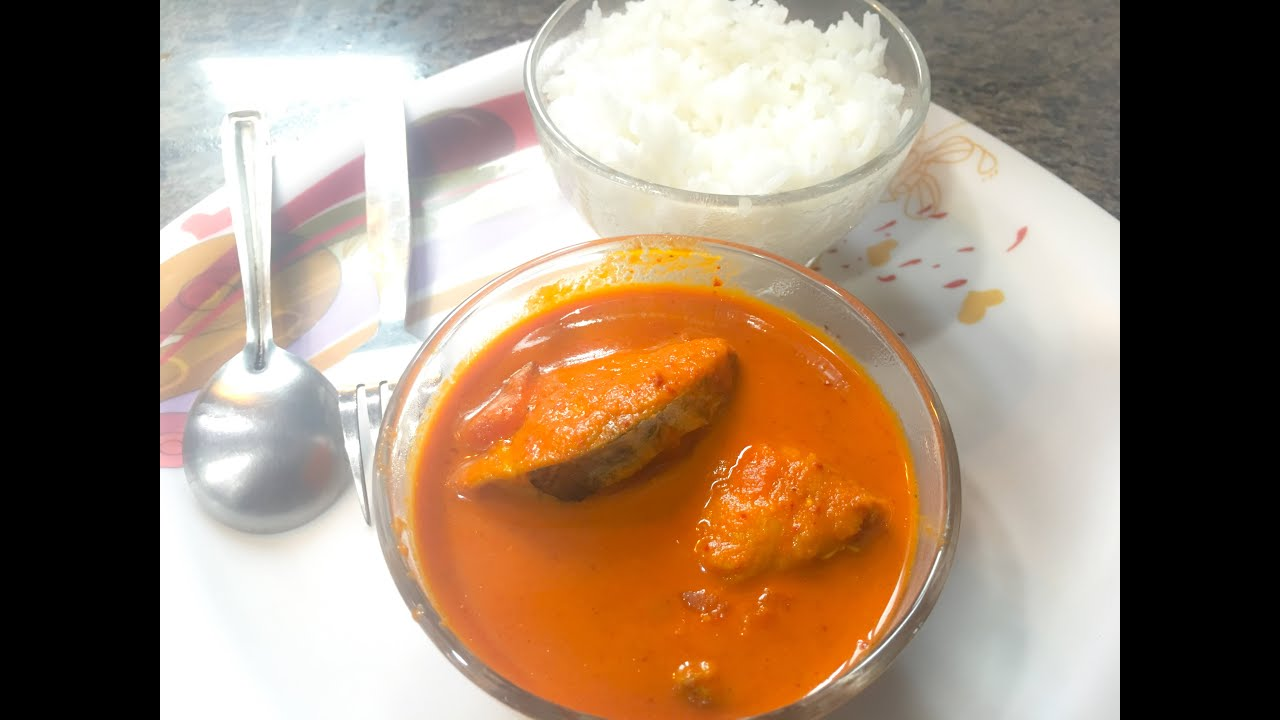 recipe: king fish curry mangalorean style [13]