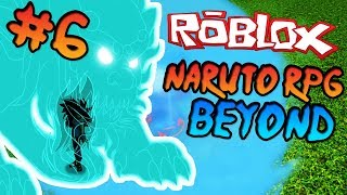 BYAKUGAN NEW ABILITY?! | Naruto RPG Beyond (NRPG) - Roblox | Episode 6