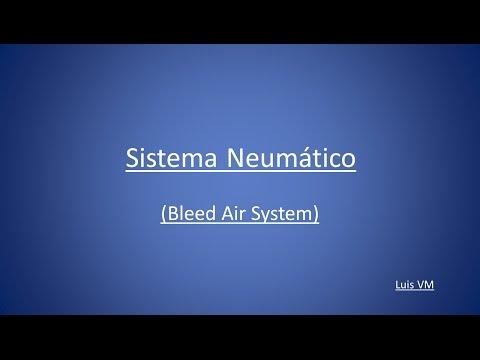 737 Sistema Neumático. Bleed Air System (1)