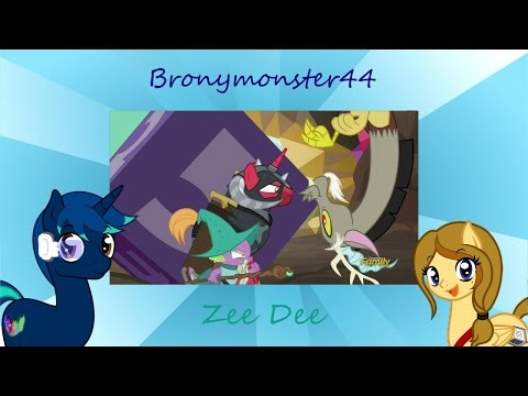 A Brony Couple Reacts - MLP Season 6 Episode 17 (Dungeons And Discords)