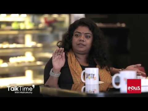 Reshmi Satheesh in Talk Time with Mathukutty