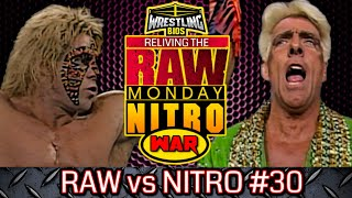 "Raw vs Nitro ""Reliving The War"": Episode 30 - April 29th 1996"