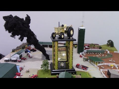 Chris Steeb Wins Gold at the 2017 National Farm Toy Show