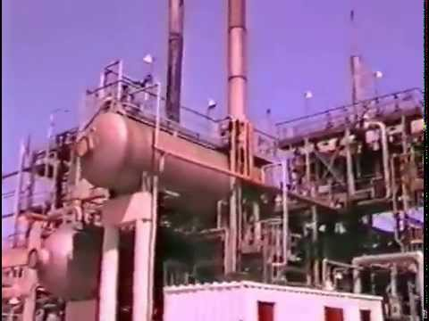 A Video Tour of the Lockport Texaco Oil Refinery