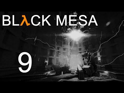 Black Mesa - Прохождение игры на русском - Глава 8: По рельсам [#9] | PC