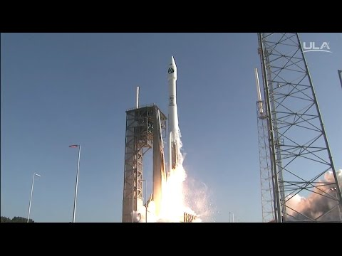 Atlas V launch with U.S. National Reconnaissance Office Payload (NROL-61)