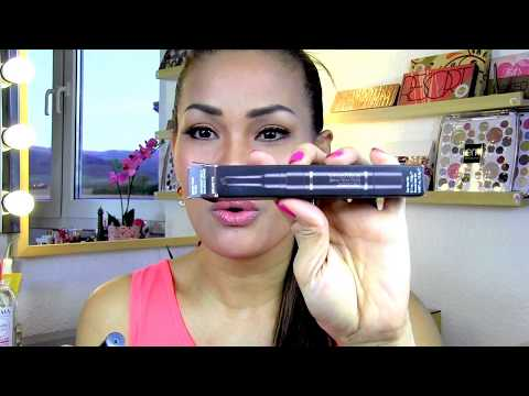 New Smashbox Brow Tech To Go-First Impression - YouTube