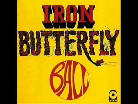 Iron Butterfly - In The Time Of Our Lives (with lyrics)