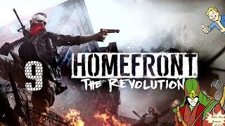 Homefront: The Revolution - Video 9 - Source Code - Whistleblower