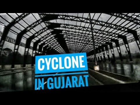 """OCKHI CYCLONE ""  EFFECT  Vadodara