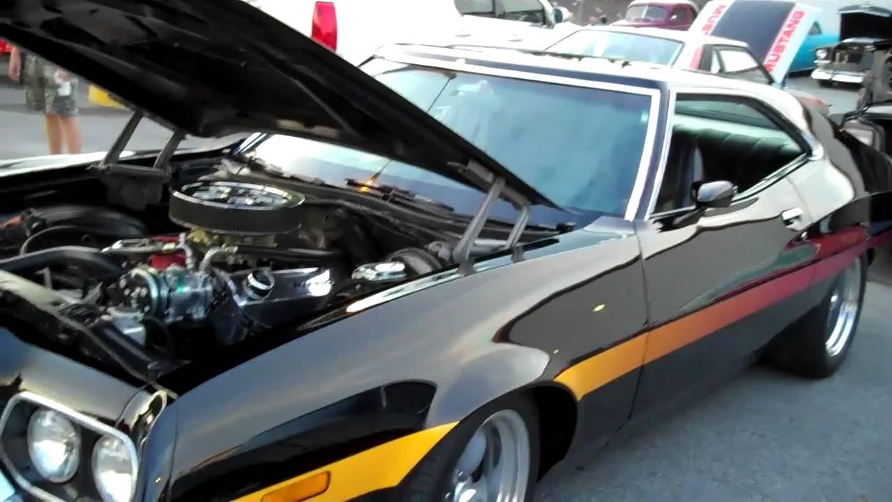 1972 Gran Torino Fastback - YouTube