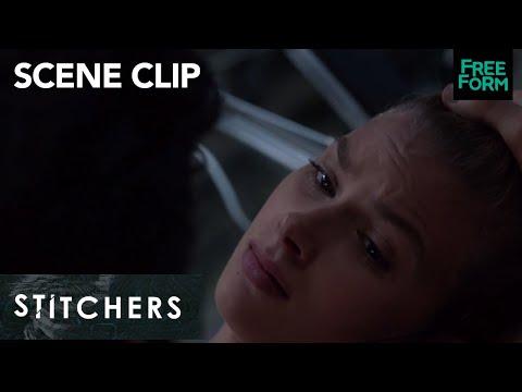 "Stitchers | Season 3 Episode 10: Cameron Says ""I Love You"" | Freeform"