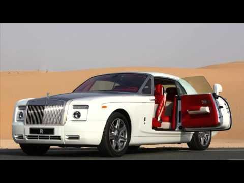 rolls royce 2 door phantom coupe - YouTube