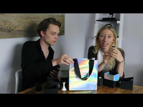Unboxing Review -Totwoo Meteor Garden  Smart Jewelry