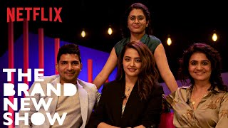 The Brand New Show with Prashasti Singh feat. Sacred Games Cast | Netflix India.mp3