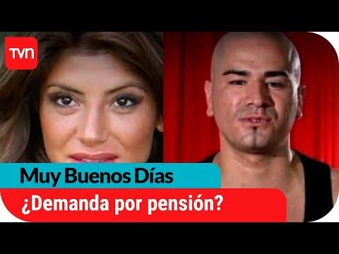 Roxana Muñoz denuncia a Kike Acuña por no pagar pensión | Muy buenos días