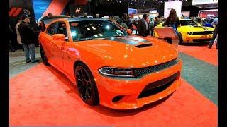 DODGE CHARGER R/T DAYTONA 392 HEMI V8 FOUR DOOR MUSCLE CAR WALKAROUND + INTERIOR
