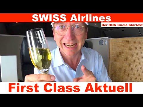 SWISS FIRST CLASS ❌ V.I.P. STEAK HOUSE ❌ FLIGHT REPORT ❌ Above the Clouds ❌ COMPLETE MENU