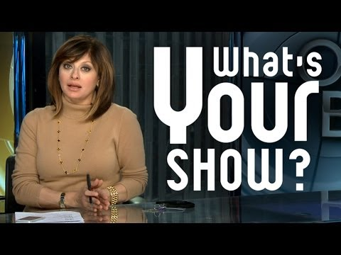 Maria Bartiromo, 'What's Your ?'