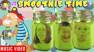 Smoothie Time 🎵 Raptain Hook (Smoothie Challenge FUNNEL VISION Animated Music Video)