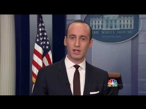 "Trump Advisor Stephen Miller: American Workers ""Come First"""