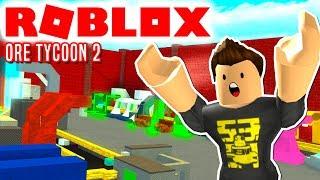 MIKKEL 2.0! - Roblox Ore Tycoon 2 Dansk