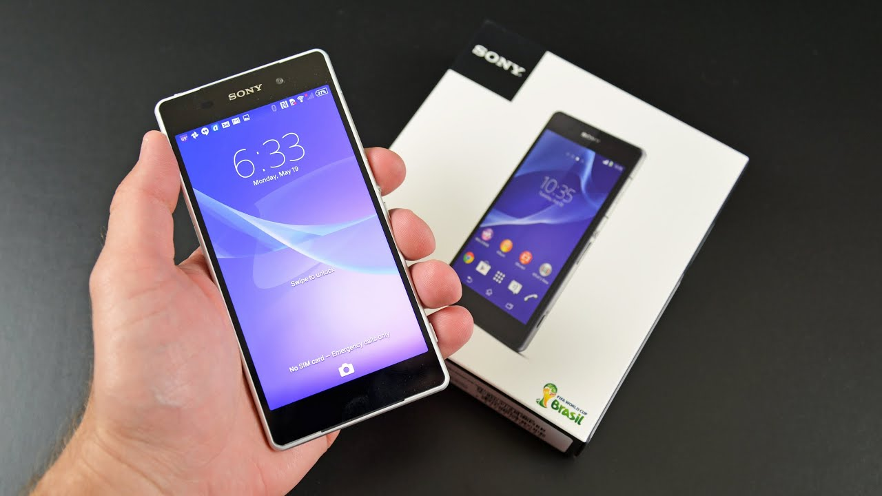 Sony Xperia Z2 Unboxing Amp Review Youtube