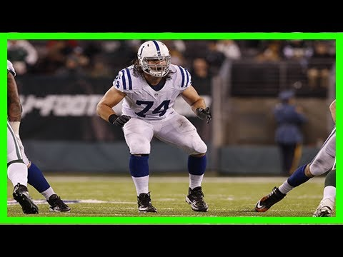 Anthony castonzo breaks down colts new-looking front seven+News Now US Sport+