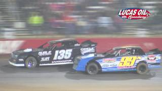 Big Buck 50 Street Stock Feature 10/8/16