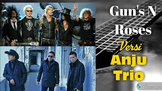 Anju Trio    GNR    Live ~ Knockin' On Heavens Door