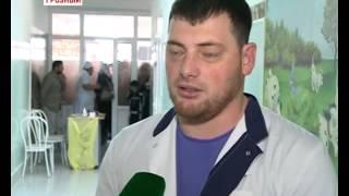 Лучшие челюстно-лицевые хирурги России и США намерены помочь чеченским детям(Комментарии к видео доступны на http://www.groztrk.net Хадиже всего два с половиной года. За это небольшое время она..., 2013-10-29T13:30:20.000Z)