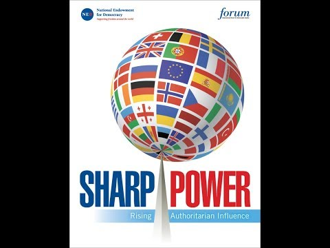 """From """"Soft Power"""" to """"Sharp Power"""": Revisiting the Conceptual Vocabulary, FULL EVENT"""