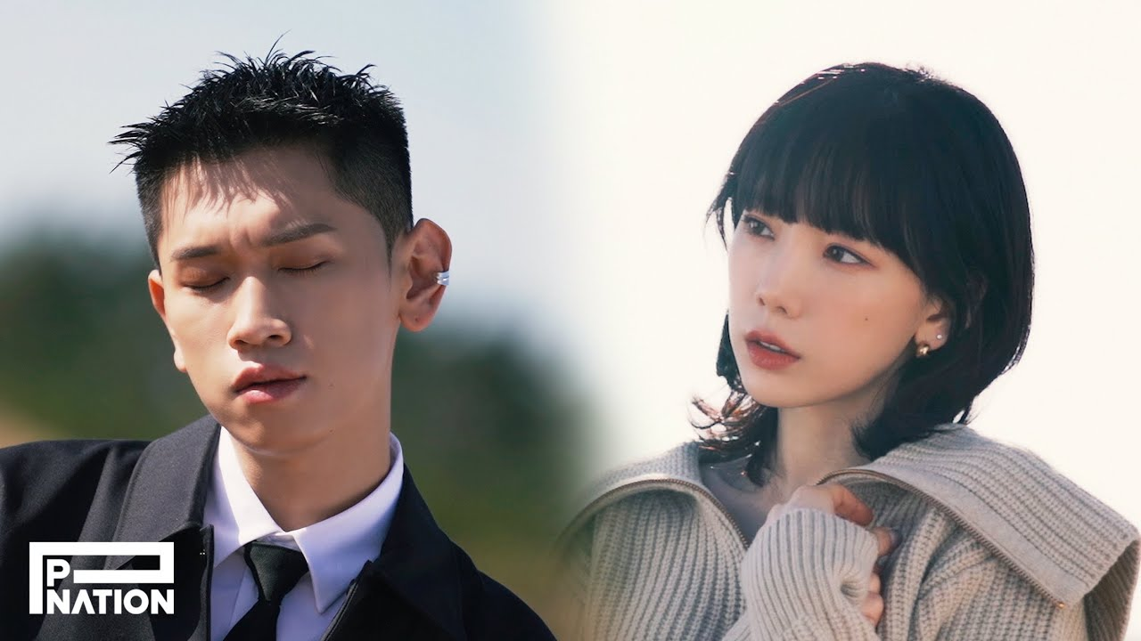 Crush (크러쉬) - '놓아줘 (with 태연)' MV behind the scenes
