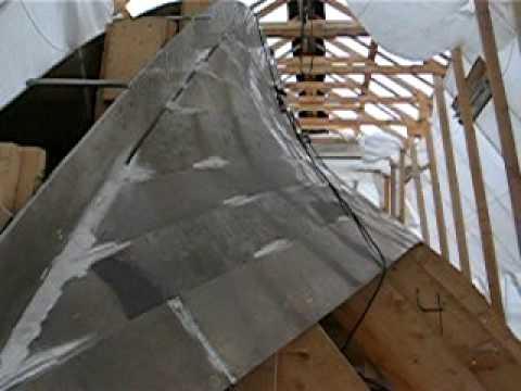 colin archer boatbuilding - YouTube