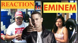 "Producer Reaction To Eminem - When I""m Gone"