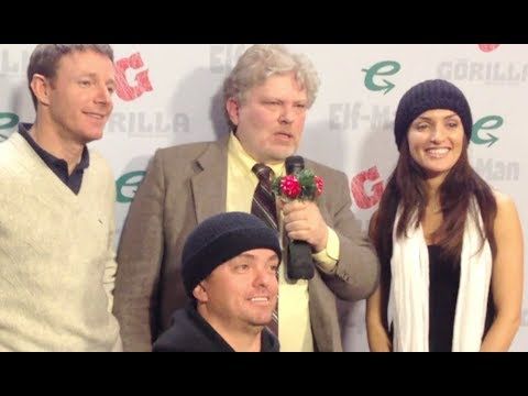 Joe interviews Wee Man + Elf-Man cast