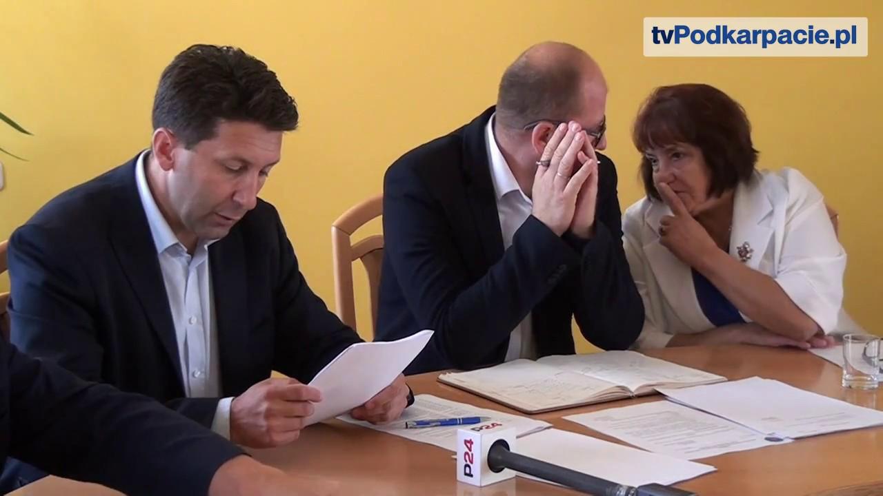 Sprawozdanie burmistrza Zagórza Ernesta Nowaka – 30 sierpnia 2017