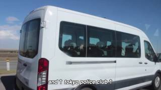 B-ROLL: The Van (with Tokyo Police Club & The Elwins)
