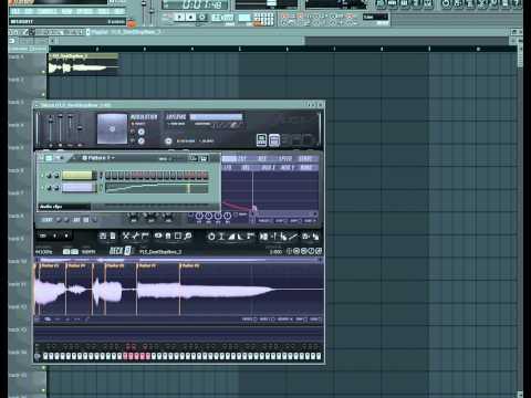 skrillex vocal effect robot voice slicex fl studio 10 t doovi. Black Bedroom Furniture Sets. Home Design Ideas