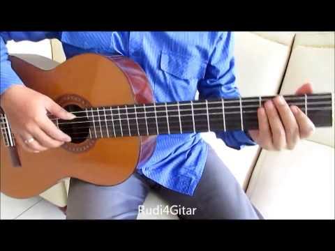 Belajar Kunci Gitar Samson Kenangan Yang Terindah Full Song Strumming