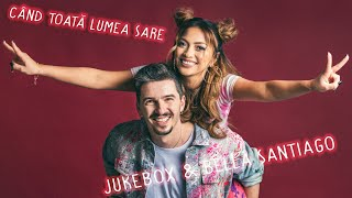 Смотреть клип Jukebox & Bella Santiago - Cand Toata Lumea Sare