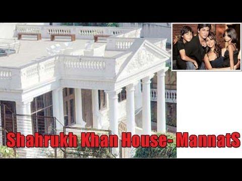 Shahrukh Khan Home Mannat